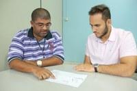 Agerji apresenta projeto para expansão de água à comunidade do km 7