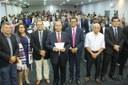 Câmara de Ji-Paraná homenageia pastores evangélicos
