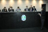 Câmara de Ji-Paraná retoma trabalhos com medidas de proteção