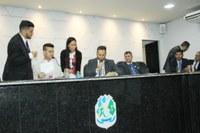 Câmara de Ji-Paraná retoma trabalhos em plenário