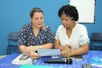 Cláudia de Jesus e Silvia Cristina pedem UTI Neonatal para hospital