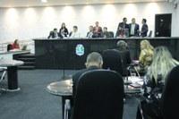 CMJP aprova projetos e debate concessão à Caerd