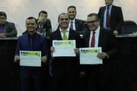 CMJP concede títulos de Cidadão Honorário Ji-paranaense