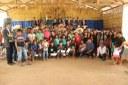 Comunidade indígena Ikolen Gavião recebe sessão itinerante