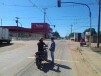 Concluída instalação de semáforo na 94