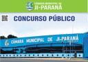 Concurso Publico Câmara Municipal de Ji-Paraná