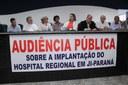 Audiência Pública debate instalação de Hospital Regional em Ji-Paraná