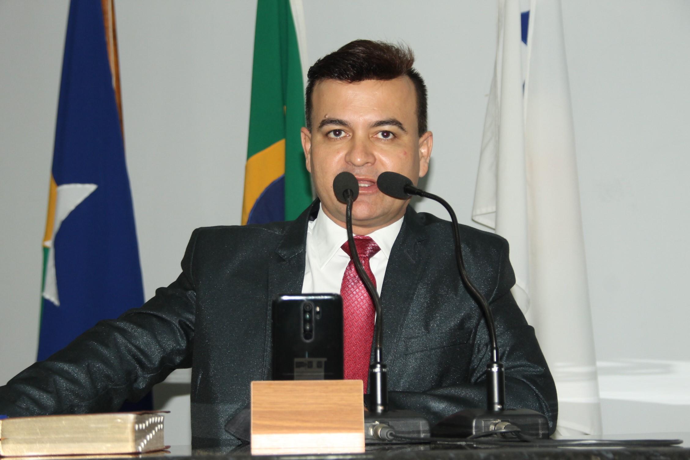 Edivaldo Gomes pede convênio entre prefeitura e Cimcero