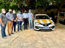 Fiscalização no trânsito ganha reforço! E vereadores de Ji-Paraná participam da entrega