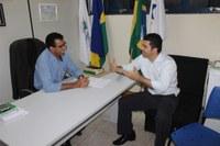 Joaquim Teixeira faz reconhecimento público a Marcos Rogério