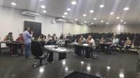 Jornalista Edivaldo Gomes ministra curso de oratória