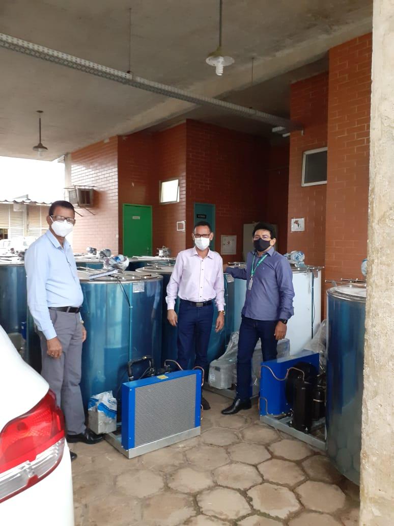 Joziel de Brito (MDB) solicita equipamentos agrícolas para Ji-Paraná