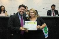 Juiz Oscar Francisco Alves Junior recebe título de Cidadão Ji-paranaense