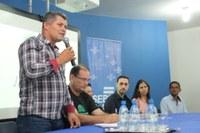 Obadias Ferreira participa de lançamento do Projeto Educação para o Futuro
