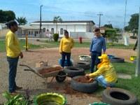 Parque São Pedro ganha academia de saúde e jardinagem