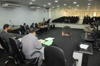 Plenário aprova cinco PLs na 16ª sessão ordinária
