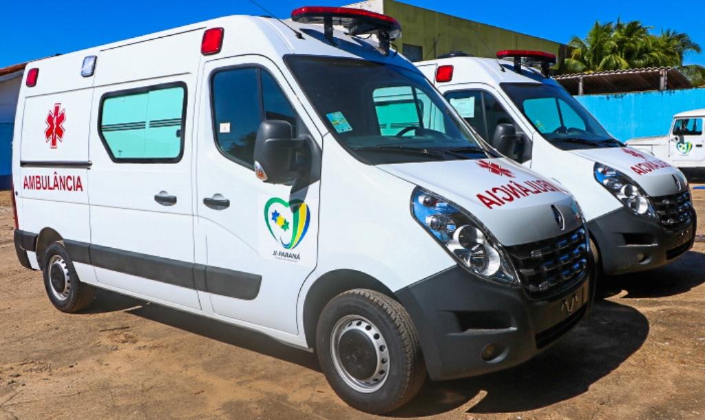 Prefeitura usa recursos da CMJP para compra de ambulâncias