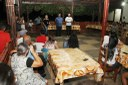 Presidente da CMJP se reúne com moradores do km 7