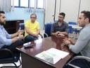 SAMU - Affonso Cândido avalia implantação do SAMU em Ji-Paraná
