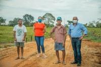 Secretaria de Obras atende pedido da vereadora Juscelia Dallapicola (PSDB) e reconstrói ponte na área rural de Ji-Paraná