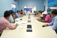 Senador Acir Gurgacz se reúne com vereadores ji-paranaenes