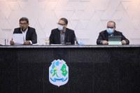 Sessão desta quinta aprovou projeto em prol da APAE e teve discussões sobre Obra e Saúde