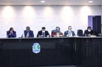 Sessão na Câmara de Vereadores de Ji-Paraná