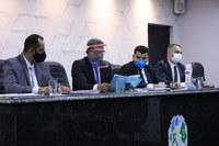 Sessão na Câmara de Vereadores segue na normalidade em Ji-Paraná