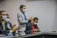 Vereador Ademilson Procópio (PTB) da sequência em várias ações em Ji-Paraná