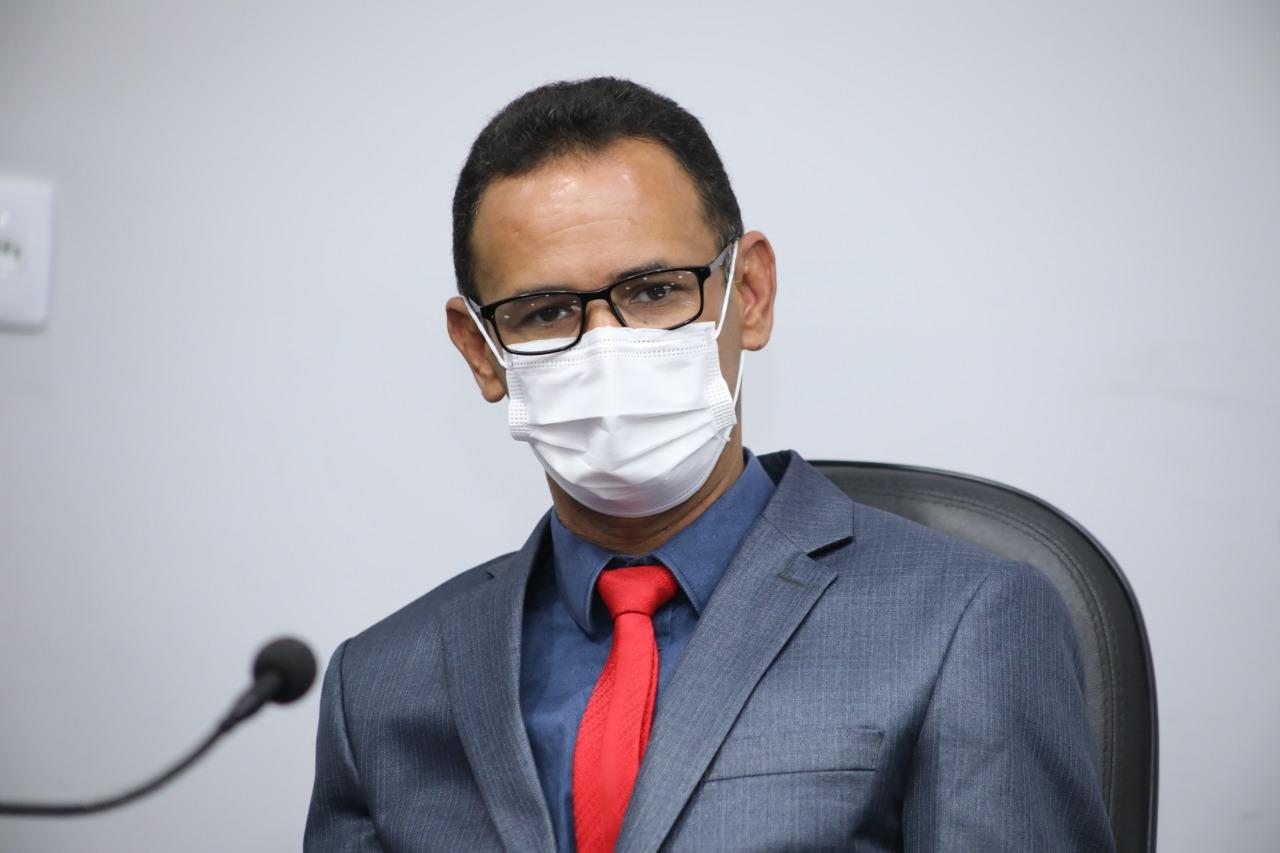 Vereador Joziel Carlos de Brito (MDB) solicita recuperação de estrada ao DER
