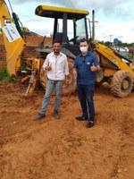 "Vereador Wanderson Araújo ""o Bença"" (PSB) atende reivindicações nos bairros e na área rural"