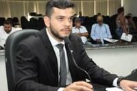Vereador Welinton Fonseca propõe título de Cidadão Ji-paranaense a Sadraque Muniz