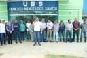 Vereadores participam da inauguração de UBS