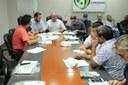 Vereadores participam de lançamento da programação de aniversário e Natal e Luz