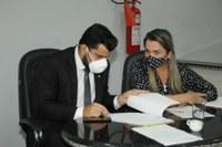 Welinton Fonseca e Cláudia de Jesus pedem extraordinária para ouvir secretário municipal da Saúde