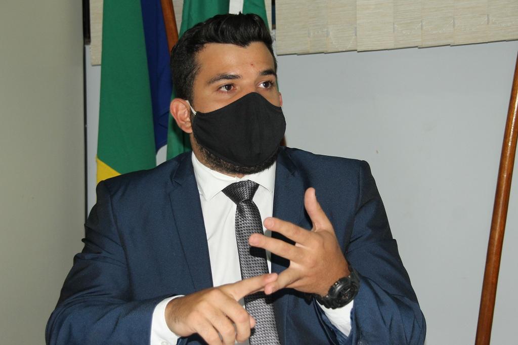 Welinton Fonseca propõe novas ações para conter avanço do coronavírus